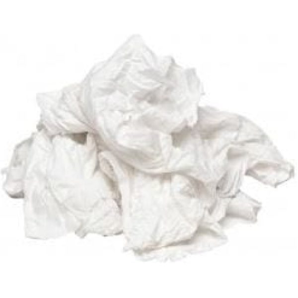 Industrial Wipes WHITE 10KG 0221010