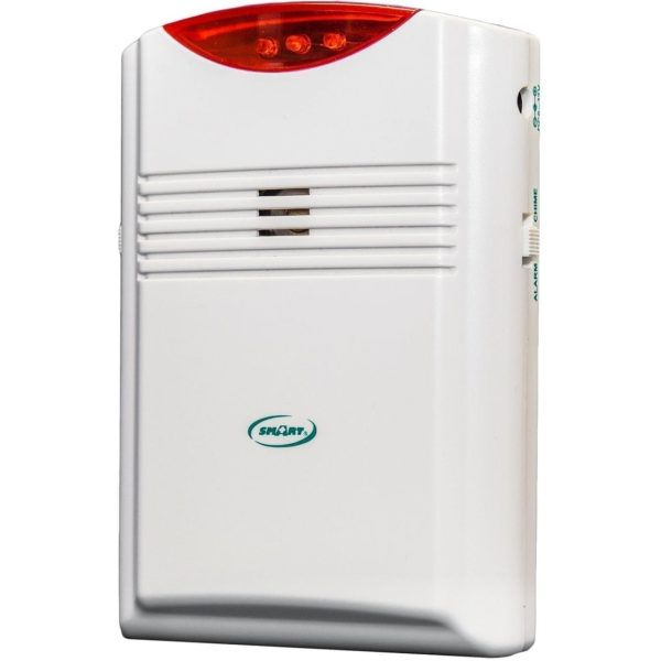 Wireless Bed Exit Alarm With Pager & Bed Sensor Pad