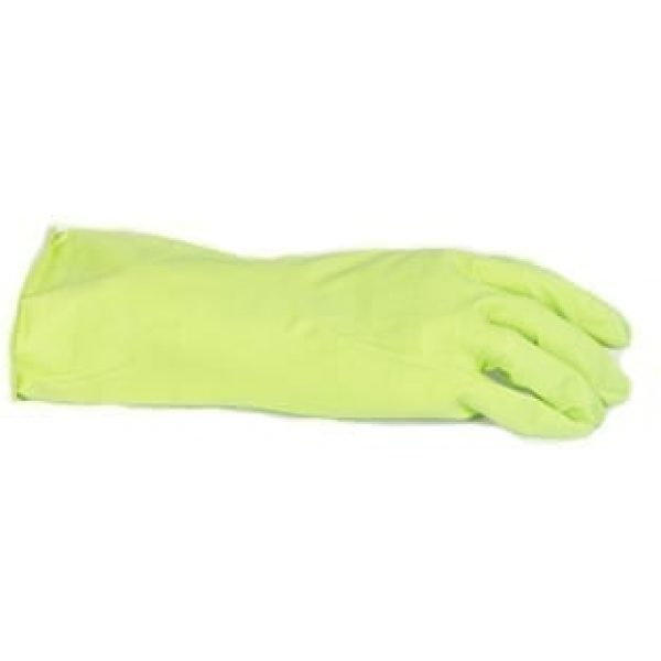 Household Rubber Gloves GREEN Small