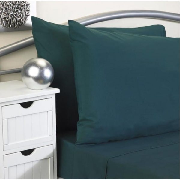 Softguard FR Fitted Bed Sheet JADE Single