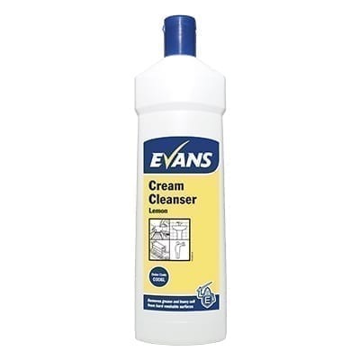 Evans Cream Cleanser Hard Surface Cleaner 500ML X 12