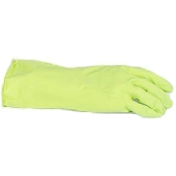 Household Rubber Gloves YELLOW Small