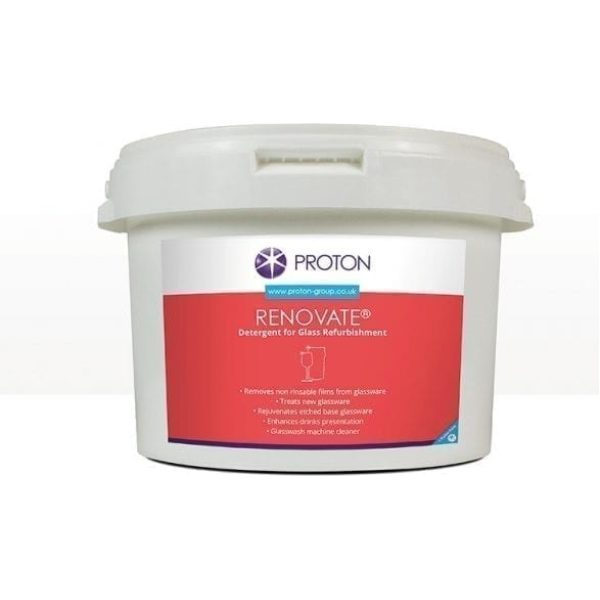 Renovate The Glass Maintainer And Restorer 2.5KG SD19J