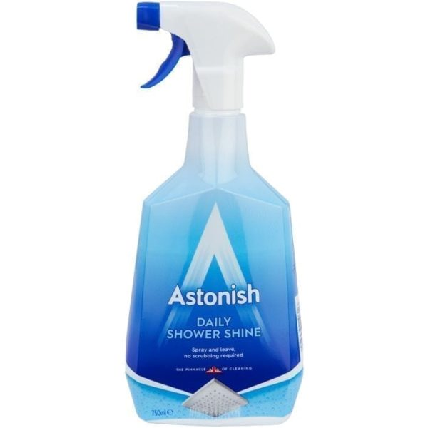 Astonish Shower Clean Daily Trigger 750ML X 12