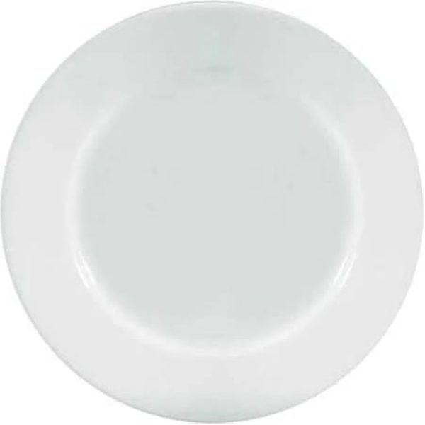 Side Plate WHITE 6.75'' X 6