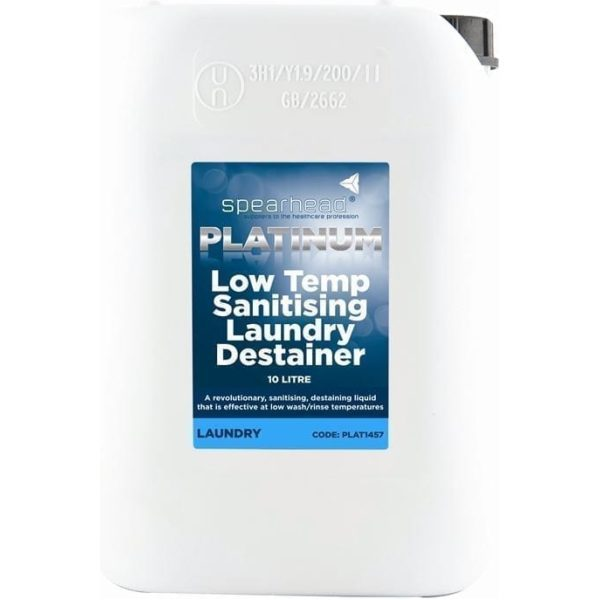 Econ Range Disinfecting Laundry Destainer Liquid 10LTR