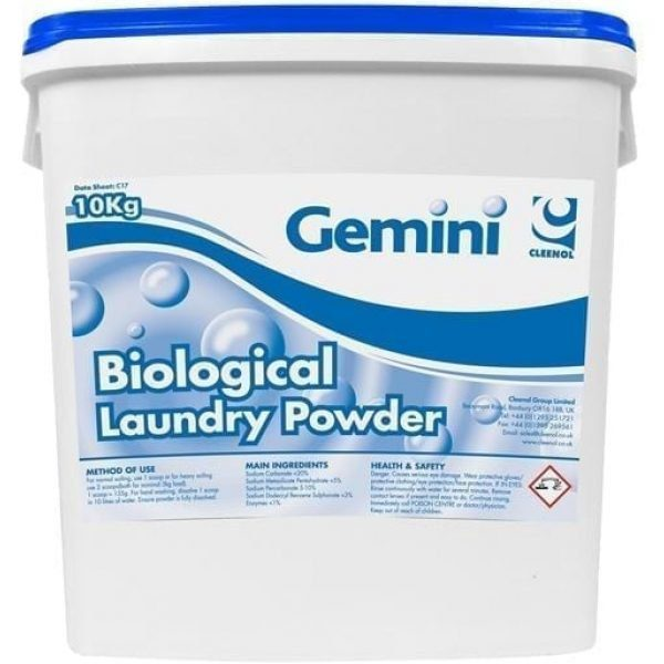Laundry Powder Bio BLUE Lid 10KG