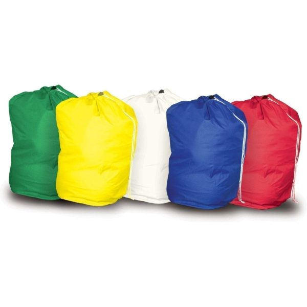 Laundry Sacks For Trolleys RED 30x40''