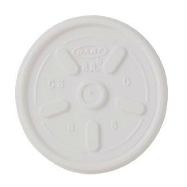 Lids for Polystyrene 10OZ Cups X 1000