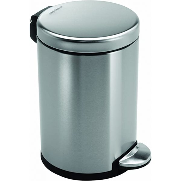 Pedal Bin With Foot Pedal 3Ltr
