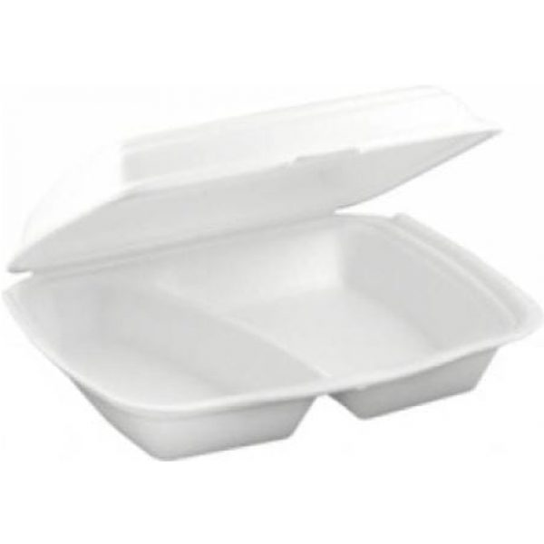 Polystyrene Container WHITE X 200 HP4/3