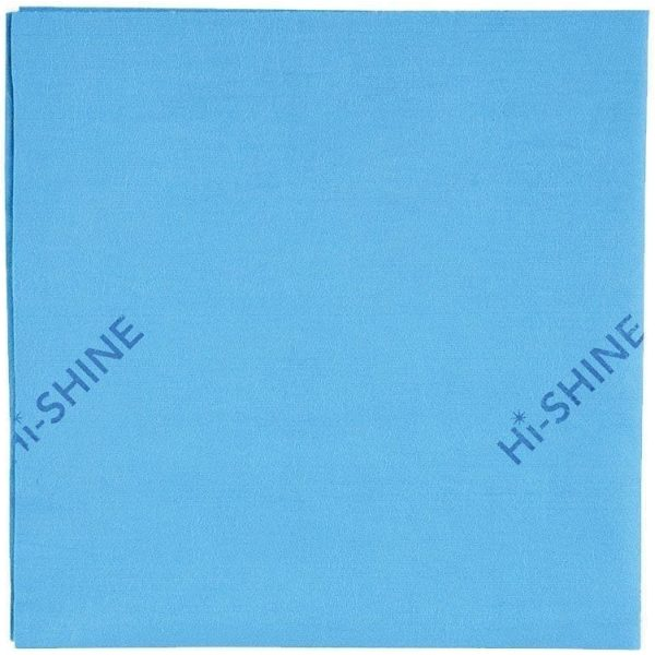 Hi Shine Microfibre Cloth BLUE 40x40CM