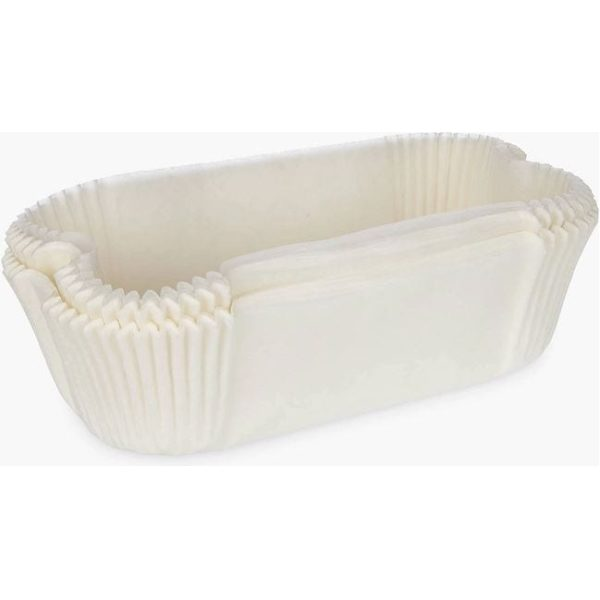 Loaf Tin Liners Greaseproof Silicone 1LB 40 X 12