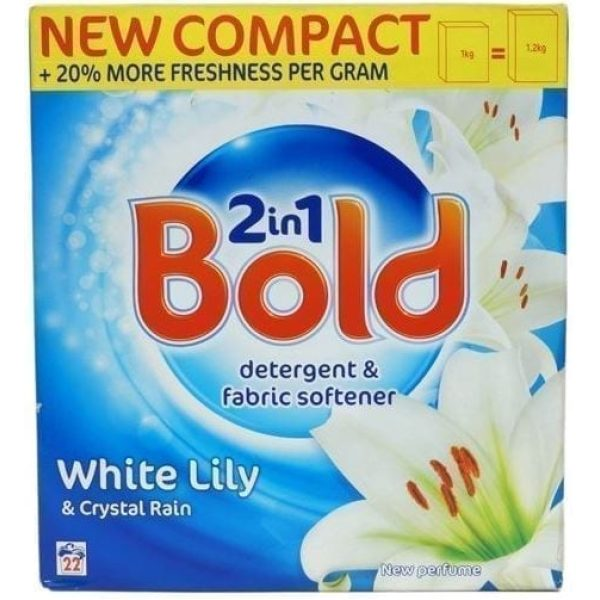 Bold Powder Lotus Flower And Lily 90 Wash