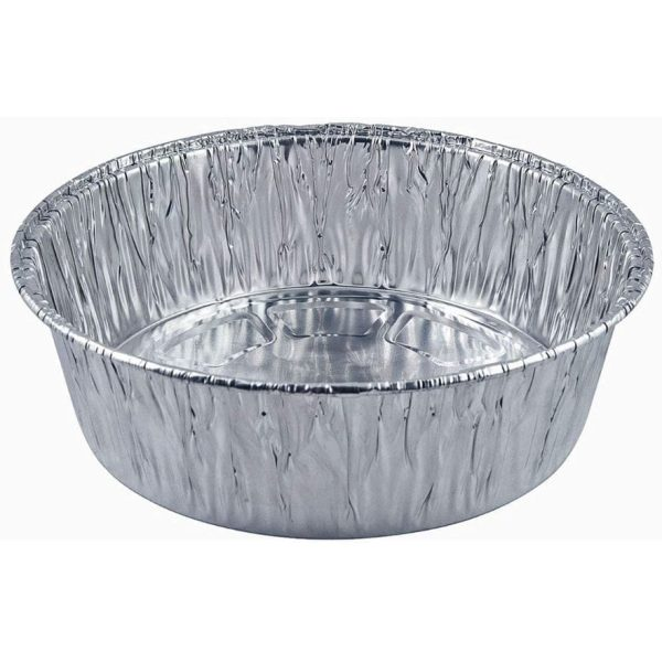 Deep Round Container Foil 8''  X 750