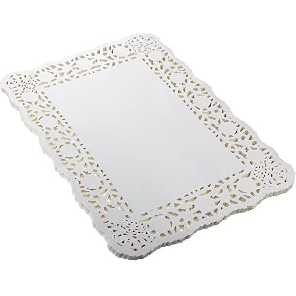 White Paper Tray Cover250 Covers X 4