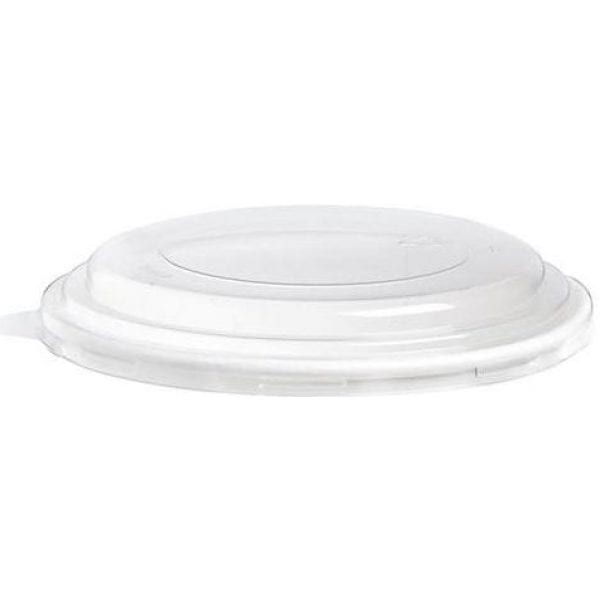 Lids for Clear 4 compartment container Plastic 7''