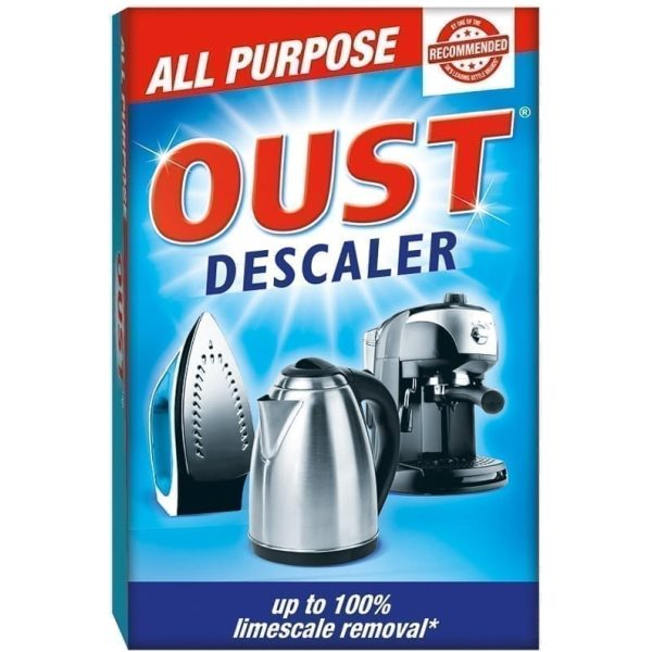 Oust All Purpose Descaler 3 Sachets X 6