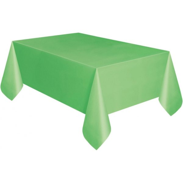 Tablecover LIME GREEN 54X108''