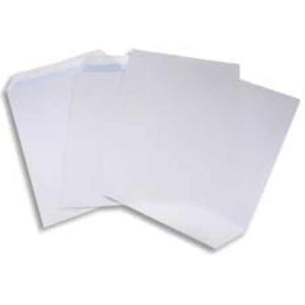 Value Business Pocket ULTRA WHITE Self Seal C5 229x162mm X 500