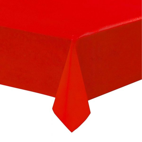 RED Basic Tablecover 54x108''