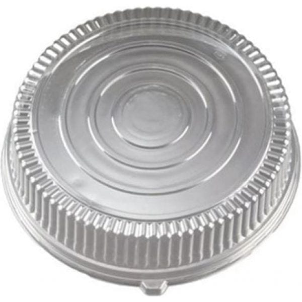 Dome Lid Round Low Profile 12''