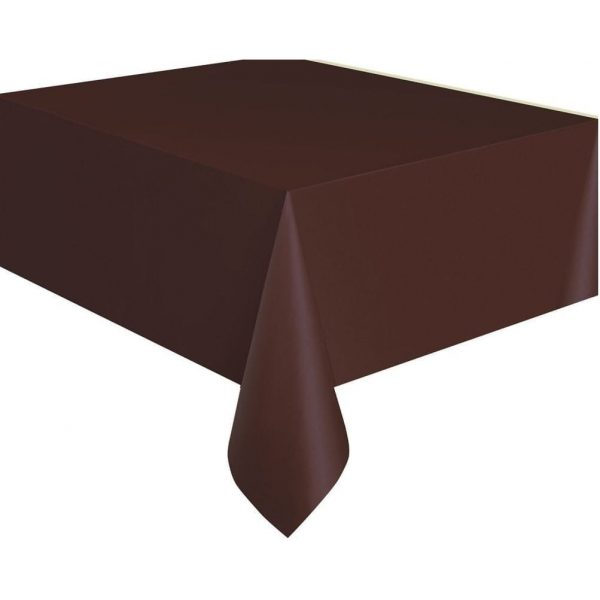 BROWN Tablecover 54x108''
