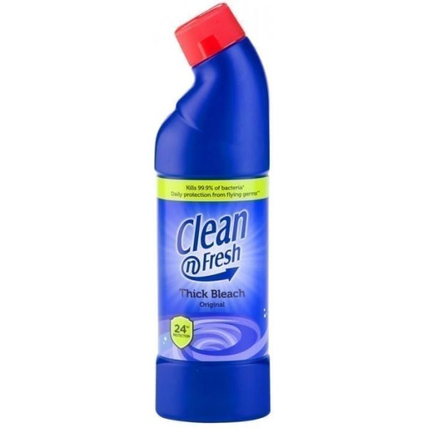 Clean & Fresh Bleach Original 750ML X 12