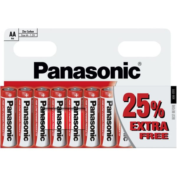 Panasonic Batteries  AA X 10