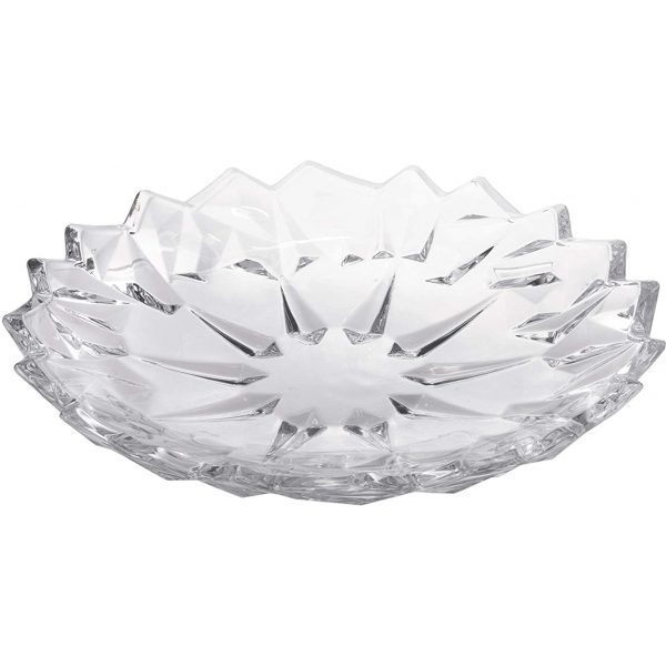 Crystal Touch Serving Tray Clear 9X13CM X 50
