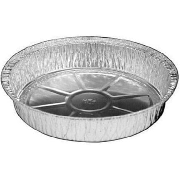 9'' Round Foil Containers