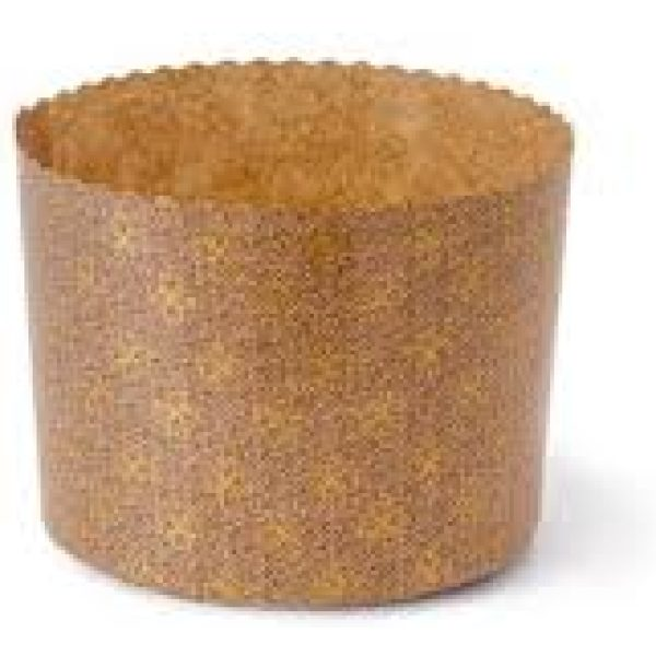 Panettoncino Moulds 60x40MM BROWN