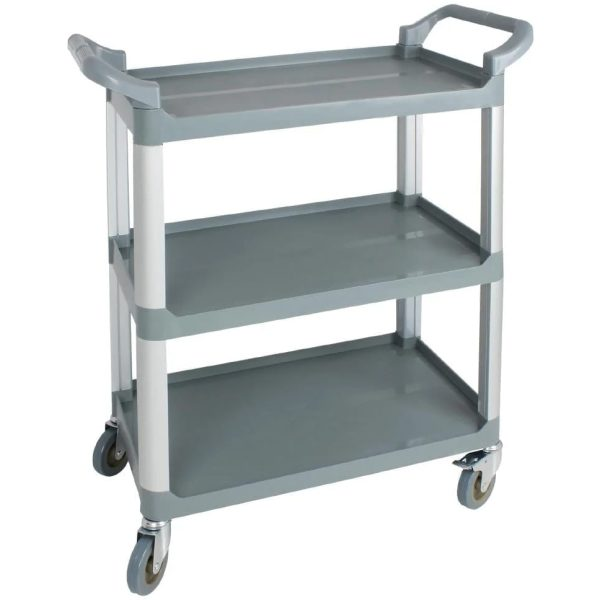 Catering Trolley GREY 41x66CM