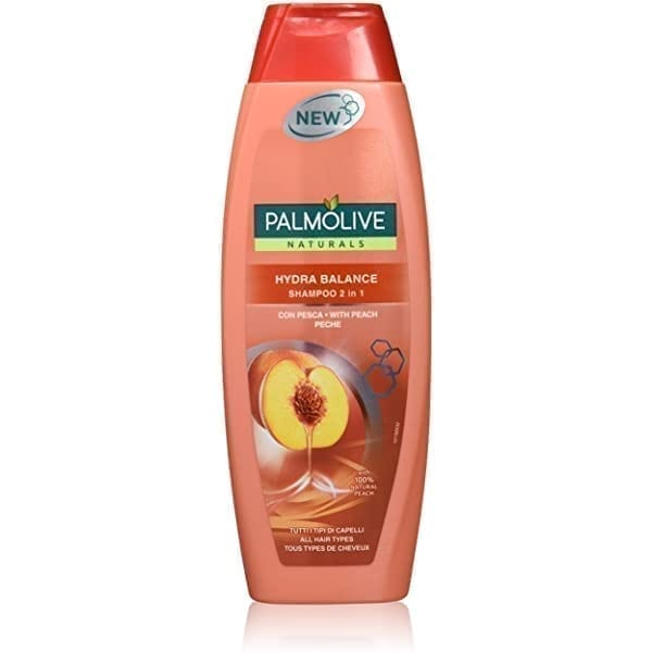 Palmolive 2 in 1 Hydra Balance Shampoo PEACH 350 ML