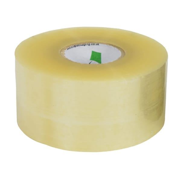 Polyproperlyne Tape CLEAR 75MMx66M 3""