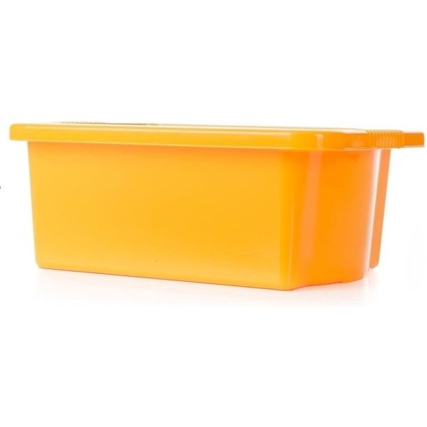 Stack And Store Box 16L YELLOW
