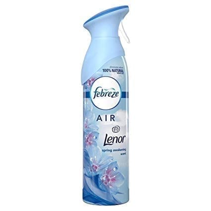Febreze Air Freshner Lenor Spring 300Ml X 6
