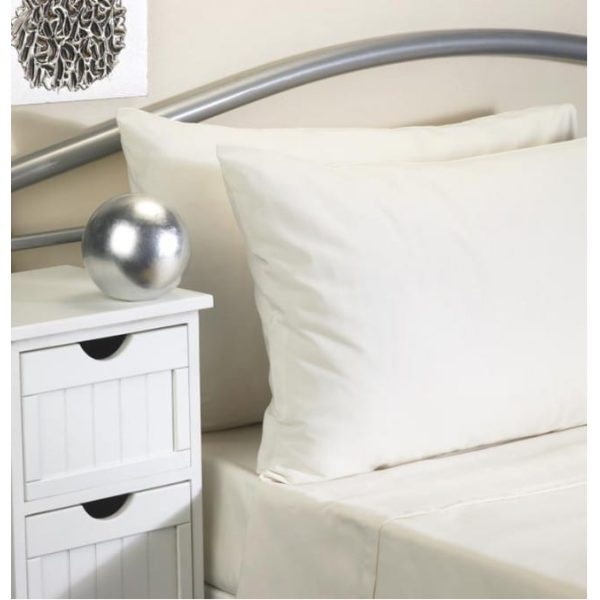 Quilt Cover IVORY Single