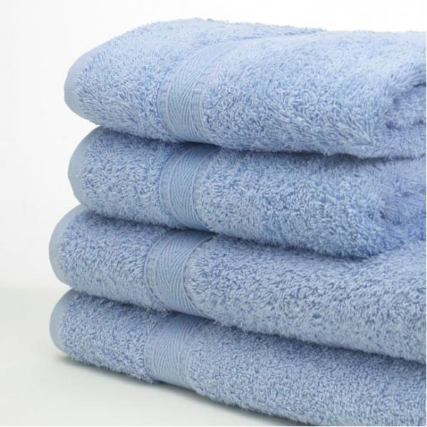 Hand Towel BLUE 50x90 480GSM