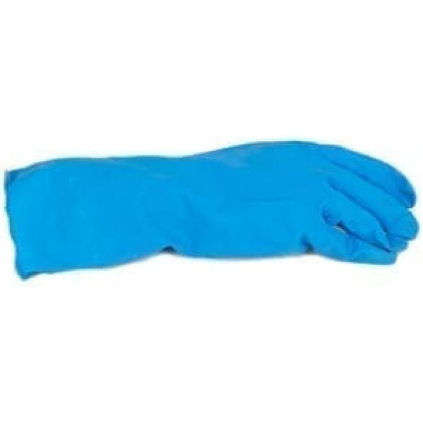 Household Rubber Gloves BLUE Small